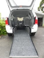Freedom Motors Australia | Second Hand Wheelchair Accessible Handicap Vehicles For Sale - 2007 KIA GRAND CARNIVAL FREEDOM VAN