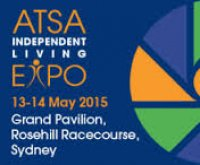 Wheelchair Ramp Accessible Vehicles at Handicap & Disability Shows & Visits - ATSA INDEPENDENT LIVING EXPO 13-14 MAY 2015
