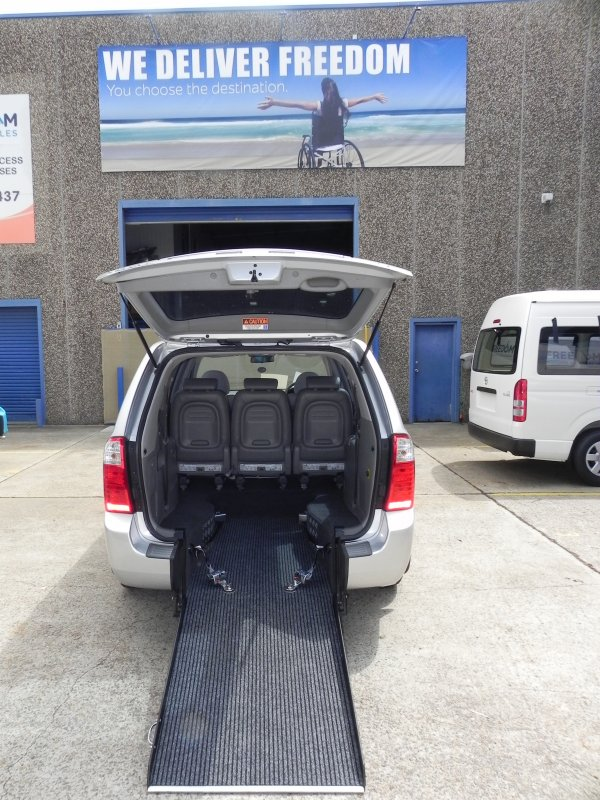 Second Hand Wheelchair Accessible Handicap Vehicles For Sale Freedom Motors Australia