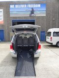 Freedom Motors Australia | Second Hand Wheelchair Accessible Handicap Vehicles For Sale - KIA GRAND CARNIVAL 2006