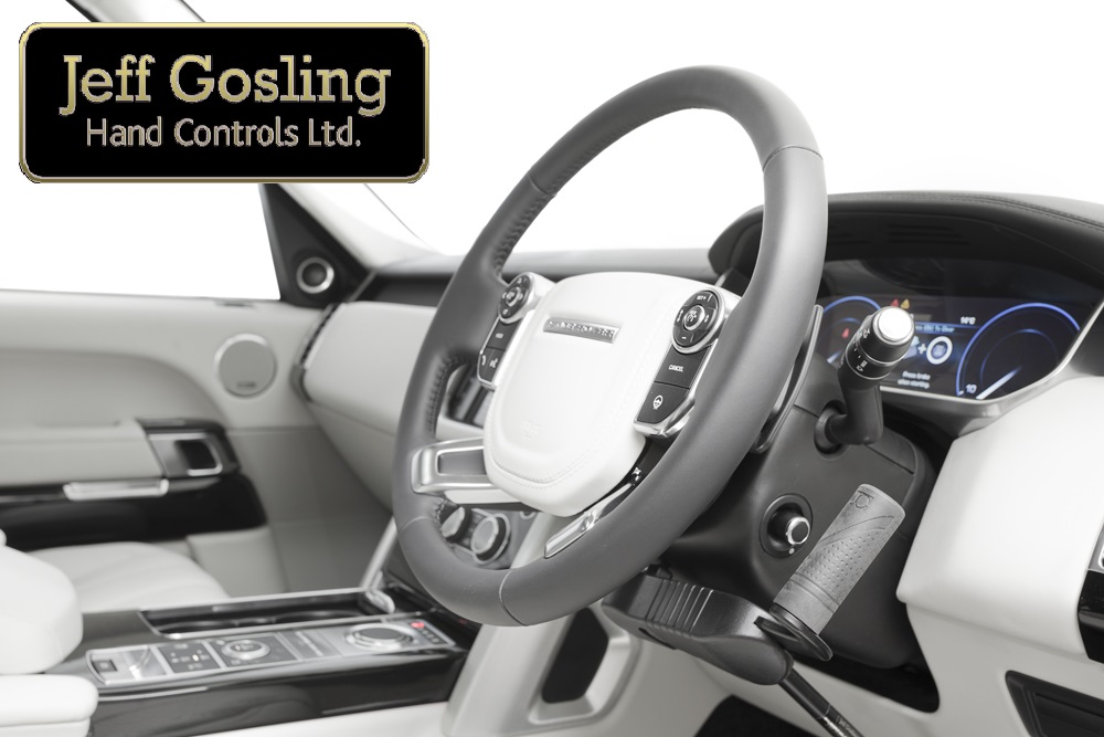 Handicap Vans, Disability Buses, Wheelchair Access Vehicle Conversion Products - JEFF GOSLING HAND CONTROLS