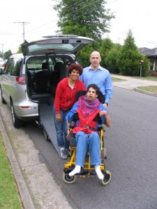 Freedom Motors Australia specialise in Handicap Cars, Disability Vans, Wheelchair Access Vehicle Conversions | ../../dc/testimonialimages/Bearne_Conversion_1_1.jpg