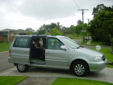 Freedom Motors Australia specialise in Handicap Cars, Disability Vans, Wheelchair Access Vehicle Conversions | ../../dc/testimonialimages/Kia002_1.jpg