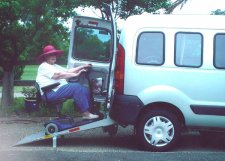 Freedom Motors Australia specialise in Handicap Cars, Disability Vans, Wheelchair Access Vehicle Conversions | ../../dc/testimonialimages/RW3_1.jpg