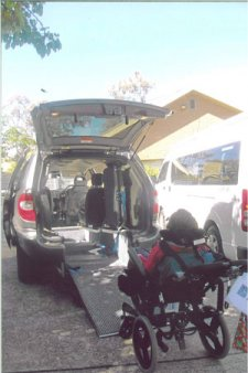 Freedom Motors Australia specialise in Handicap Cars, Disability Vans, Wheelchair Access Vehicle Conversions | ../../dc/testimonialimages/SAU_0002_1.jpg