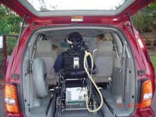 Freedom Motors Australia specialise in Handicap Cars, Disability Vans, Wheelchair Access Vehicle Conversions | ../../dc/testimonialimages/agnew2_1.jpg
