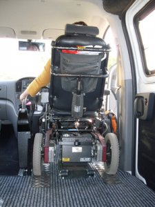 Freedom Motors Australia specialise in Handicap Cars, Disability Vans, Wheelchair Access Vehicle Conversions | ../../dc/testimonialimages/athena1_1.jpg