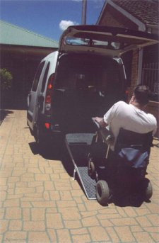 Freedom Motors Australia specialise in Handicap Cars, Disability Vans, Wheelchair Access Vehicle Conversions | ../../dc/testimonialimages/barton1_1.jpg