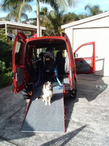 Freedom Motors Australia specialise in Handicap Cars, Disability Vans, Wheelchair Access Vehicle Conversions | ../../dc/testimonialimages/bree2_1.jpg