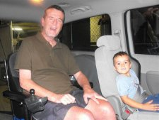Freedom Motors Australia specialise in Handicap Cars, Disability Vans, Wheelchair Access Vehicle Conversions | ../../dc/testimonialimages/gooley3_1.jpg