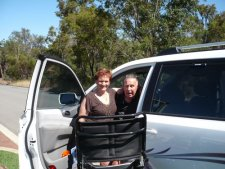 Freedom Motors Australia specialise in Handicap Cars, Disability Vans, Wheelchair Access Vehicle Conversions | ../../dc/testimonialimages/smith1_1.jpg