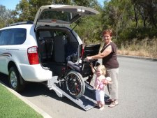 Freedom Motors Australia specialise in Handicap Cars, Disability Vans, Wheelchair Access Vehicle Conversions | ../../dc/testimonialimages/smith4_1.jpg