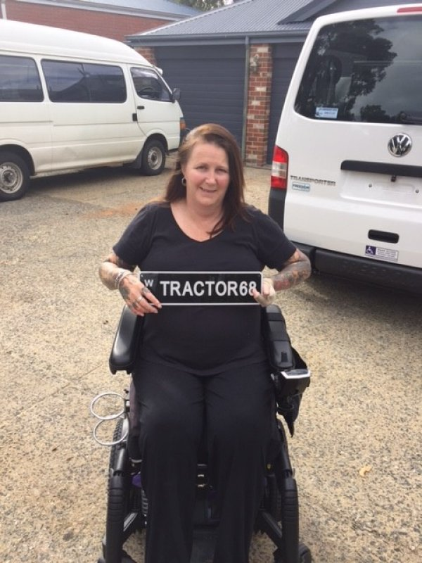 Freedom Motors Australia | Customer Testimonials - Wheelchair Accessible Vehicle Conversions - ../../dc/testimonials/1.jpg