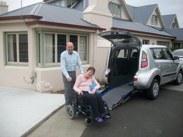 Freedom Motors Australia | Customer Testimonials - Wheelchair Accessible Vehicle Conversions - ../../dc/testimonials/100_7447.jpg