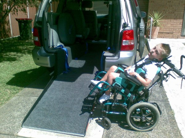 Freedom Motors Australia | Customer Testimonials - Wheelchair Accessible Vehicle Conversions - ../../dc/testimonials/13122010008.jpg