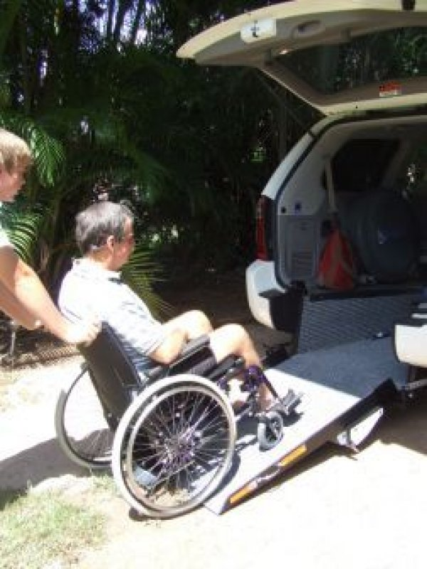 Freedom Motors Australia | Customer Testimonials - Wheelchair Accessible Vehicle Conversions - ../../dc/testimonials/30_June_032.jpg