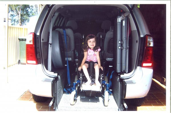 Freedom Motors Australia | Customer Testimonials - Wheelchair Accessible Vehicle Conversions - ../../dc/testimonials/Anlezark_3.jpg