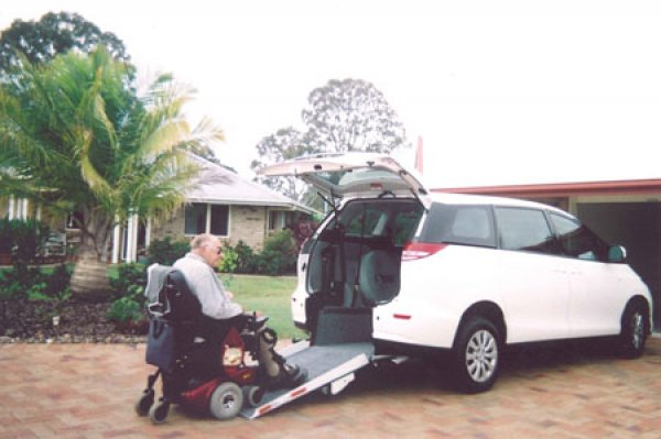 Freedom Motors Australia | Customer Testimonials - Wheelchair Accessible Vehicle Conversions - ../../dc/testimonials/CB1.jpg
