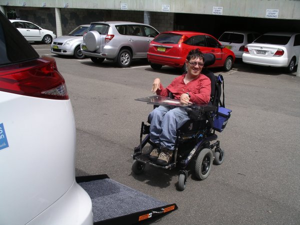 Freedom Motors Australia | Customer Testimonials - Wheelchair Accessible Vehicle Conversions - ../../dc/testimonials/IMGP0464.jpg