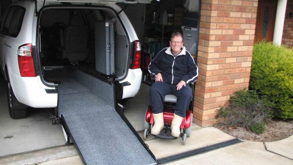 Freedom Motors Australia | Customer Testimonials - Wheelchair Accessible Vehicle Conversions - ../../dc/testimonials/IMG_0751c.jpg