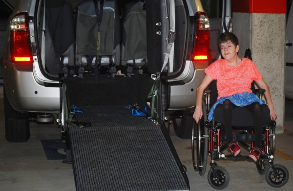 Freedom Motors Australia | Customer Testimonials - Wheelchair Accessible Vehicle Conversions - ../../dc/testimonials/Josie_Doyle.jpg