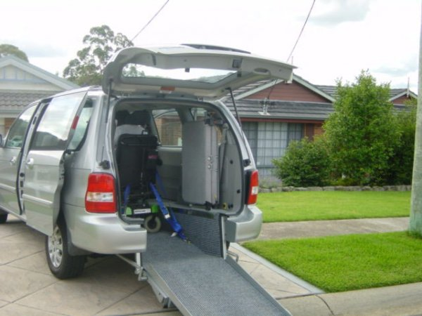 Freedom Motors Australia | Customer Testimonials - Wheelchair Accessible Vehicle Conversions - ../../dc/testimonials/Kia004.jpg