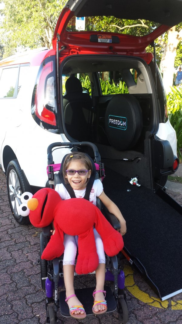Freedom Motors Australia | Customer Testimonials - Wheelchair Accessible Vehicle Conversions - ../../dc/testimonials/Kia_Soul_Emma_Deede_2.jpg