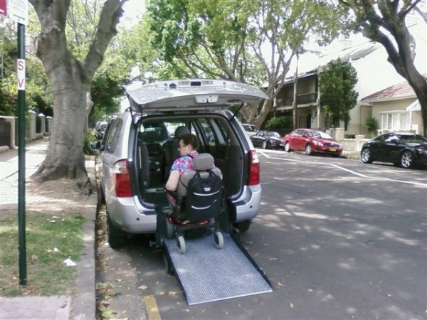 Freedom Motors Australia | Customer Testimonials - Wheelchair Accessible Vehicle Conversions - ../../dc/testimonials/PIC-0032.jpg