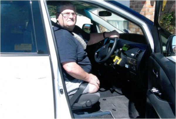 Freedom Motors Australia | Customer Testimonials - Wheelchair Accessible Vehicle Conversions - ../../dc/testimonials/Sommersville_1.jpg