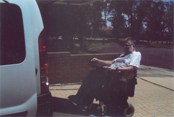 Freedom Motors Australia | Customer Testimonials - Wheelchair Accessible Vehicle Conversions - ../../dc/testimonials/barton2.jpg