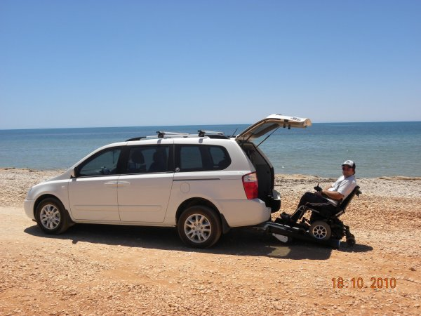 Freedom Motors Australia | Customer Testimonials - Wheelchair Accessible Vehicle Conversions - ../../dc/testimonials/freedom2.jpg