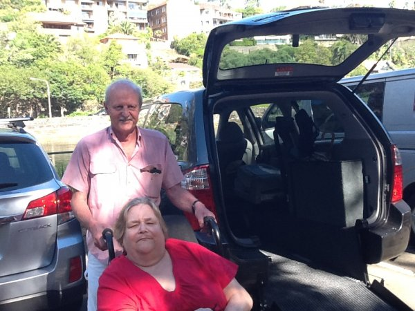 Freedom Motors Australia | Customer Testimonials - Wheelchair Accessible Vehicle Conversions - ../../dc/testimonials/photo.jpg