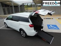 Latest Wheelchair Access Vehicle Conversion Specials - 2019 KIA CARNIVAL YP FREEDOM WHEELCHAIR ACCESS MODIFICATION.