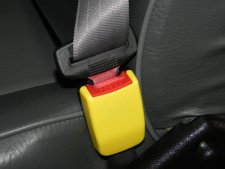 Access Vehicles Australia specialise in Handicap Vans, Disability Buses, Wheelchair Access Vehicle Conversions | STAY-PUT Security Seat Belt Buckling System - ../../dc/prodimages/STAY-PUT_2__1.jpg