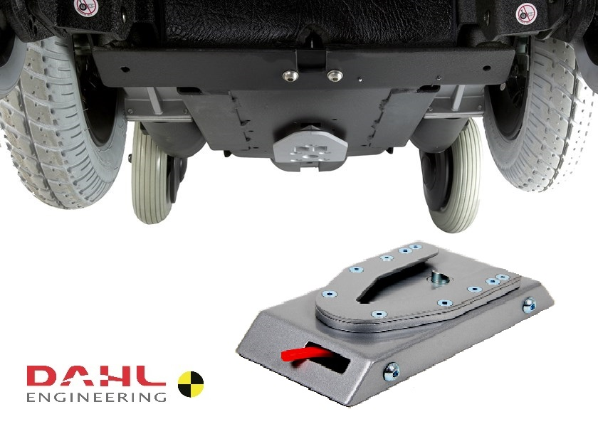 Disability Buses and Vans, Wheelchair Access Vehicle Conversion Products - DAHL MKII DOCKING SYSTEM