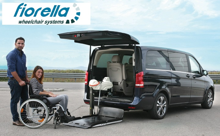 Wheelchair Lift For Car >> Wheelchair Accessible Vehicle Conversion Products Fiorella