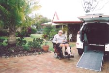 Freedom Motors Australia specialise in Handicap Cars, Disability Vans, Wheelchair Access Vehicle Conversions | ../../dc/testimonialimages/CB2_1.jpg