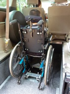 Freedom Motors Australia specialise in Handicap Cars, Disability Vans, Wheelchair Access Vehicle Conversions | ../../dc/testimonialimages/P1030384_1.jpg