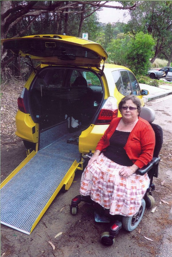 Freedom Motors Australia | Customer Testimonials - Wheelchair Accessible Vehicle Conversions - ../../dc/testimonials/MG_0001.jpg