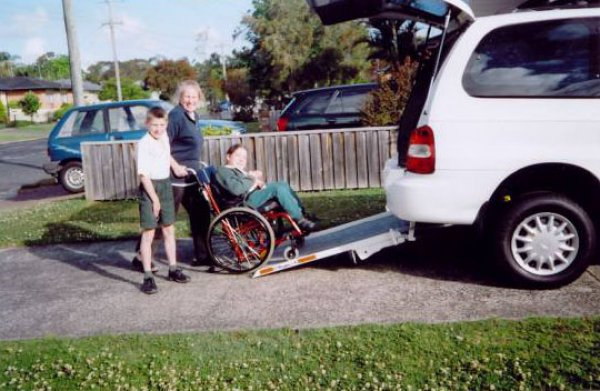 Freedom Motors Australia | Customer Testimonials - Wheelchair Accessible Vehicle Conversions - ../../dc/testimonials/costa.jpg