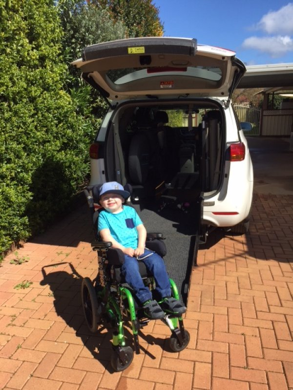 Freedom Motors Australia | Customer Testimonials - Wheelchair Accessible Vehicle Conversions - ../../dc/testimonials/image2.jpeg