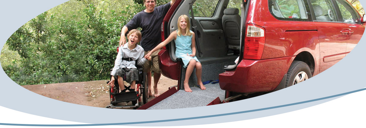 We can carry out wheelchair conversions on a wide range of models to create wheelchair vans and wheelchair accessible taxis