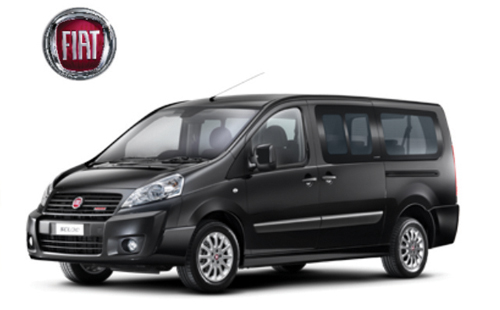 Fiat-scudo - Wheelchair Vehicle Conversions for Older Model Vehicles