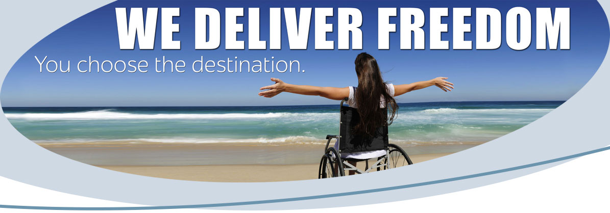 Freedom Motors Australia specialise in converting standard vehicles into wheelchair accessible vehicles.