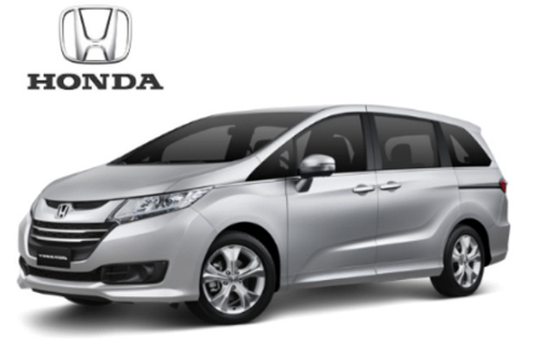 Honda Odyssey - Wheelchair Vehicle Conversions for Older Model Vehicles