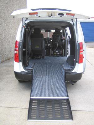 Hyundai Iload Wheelchair Accessible Vehicles Wheelchair