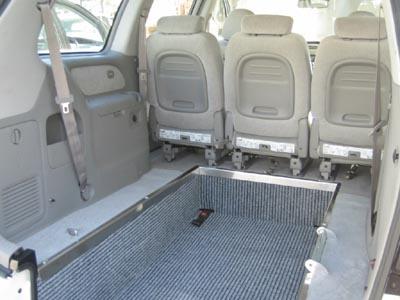 Hyundai Warranty Transfer >> Kia Grand Carnival Wheelchair Accessible Vehicles, Wheelchair Conversions, Wheelchair Vans & Taxis