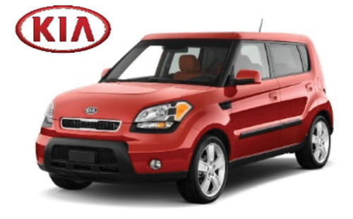 The Kia Soul Freedom Van wheelchair ramp vehicle conversion
