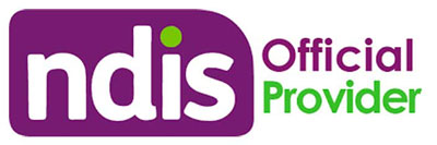 NDIS Official Provider logo