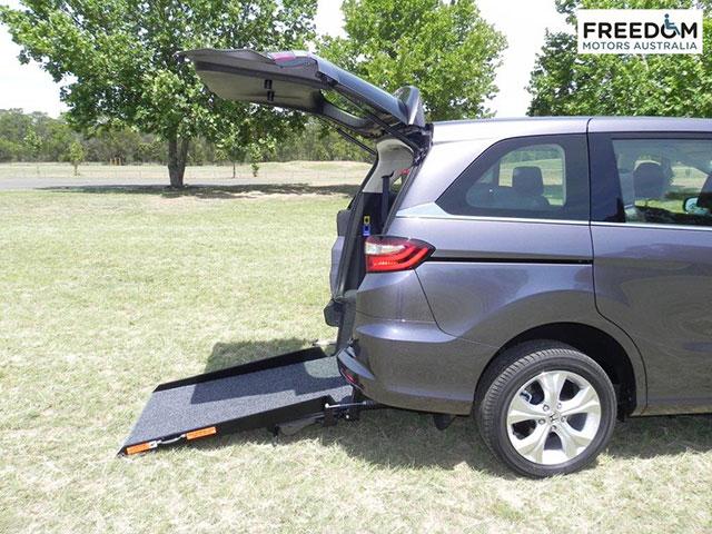 Odyssey 2018 Australia >> Honda Odyssey Wheelchair Accessible Vehicles, Wheelchair Conversions, Wheelchair Vans & Taxis